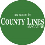 As Seen In County Lines Magazine