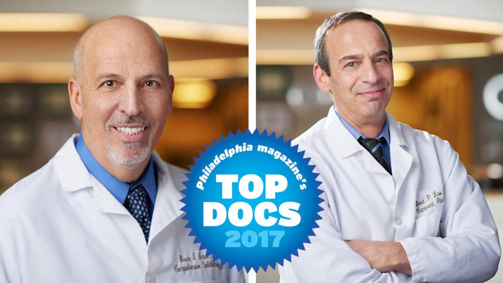 Drs. Bruce Stark and Robert Liss - Philadelphia Magazine Top Doctor