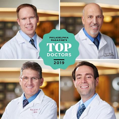 Chester County Eye Care Named Philadelphia magazine Top Doctors