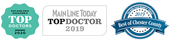 Chester County Eye Care Top Doctor Awards