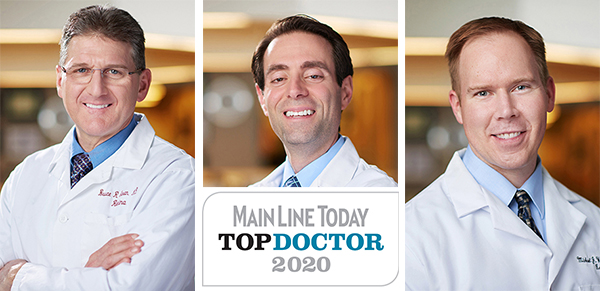Chester County Eye Care Doctors Named Top Doctor