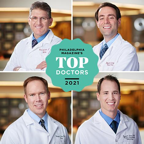 Chester County Eye Care eye doctors win Philadelphia magazine Top Doctors 2021